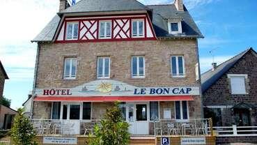 © Hôtel le Bon Cap