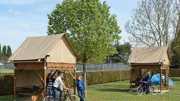 Camping Municipal du parc de loisirs Robert Guignard