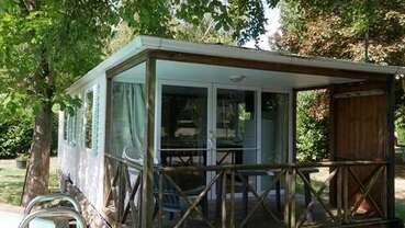 """Camping """"Les terrasses de Rivarennes"""""""
