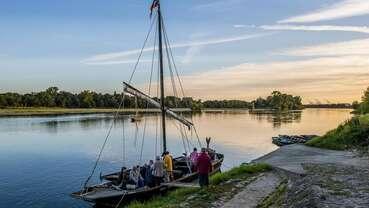 Les bateliers des vents d'galerne - Balades sur la Loire