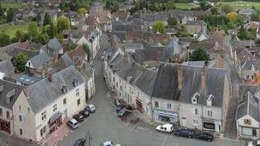Relais du tourisme - Suèvres - Cour-sur-Loire