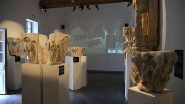 Musée et site historique de l'abbaye Notre-Dame de Déols