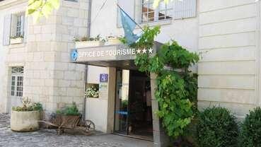 Office de tourisme Azay-Chinon Val de Loire Tourisme, Bureau d'accueil d'Azay-le-Rideau