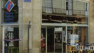 Office de Tourisme Azay-Chinon Val de Loire Tourisme, Bureau d'accueil de Chinon