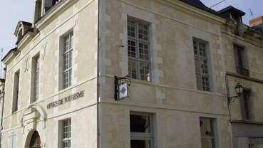 Office de Tourisme Azay-Chinon Val de Loire Tourisme, Bureau d'accueil de Richelieu