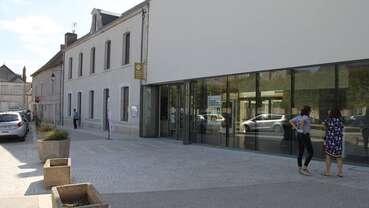 Office de Tourisme du Val de Sully - Bureau de Saint-Benoît-sur-Loire