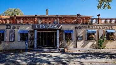 Motel l'Enclos 3 DONNEVILLE