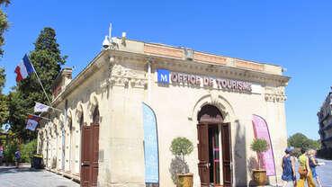 Office de Tourisme © OT Montpellier-M.Havard 2016
