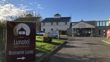Contact Hôtel Lunotel Saint-Lô