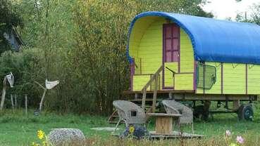 Camping de poche - Association I.C.Art