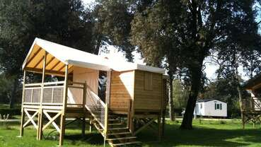 ECOLODGE CAMPING PORT MULON