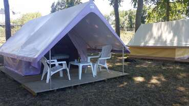 © Camping les Portes de la Loire