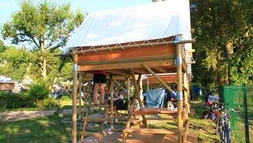 Camping de l'Isle Verte