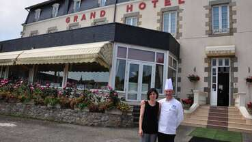 HOTEL RESTAURANT LE GRAND HOTEL