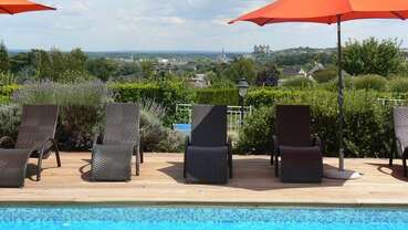 © Hôtel et Spa Les Terrasses de Saumur