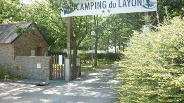 CAMPING DU LAYON