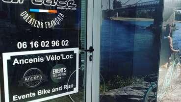 Ancenis Vélo'Loc, Events Bike & Run
