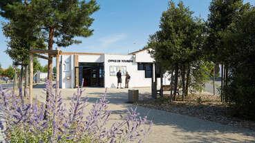 BUREAU D'INFORMATION TOURISTIQUE DE BRETIGNOLLES SUR MER
