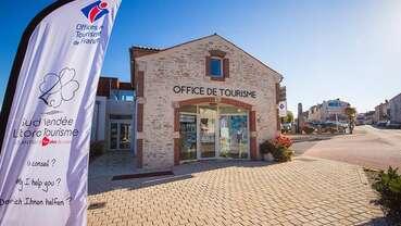 OFFICE DE TOURISME SUD VENDÉE LITTORAL - MAREUIL-SUR-LAY-DISSAIS