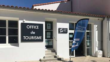 OFFICE DE TOURISME DESTINATION VENDÉE GRAND LITTORAL - TALMONT-SAINT-HILAIRE