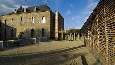 Musée du chateau de Mayenne